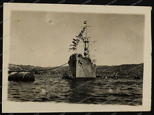 Valparaíso-Chile-Südamerika-Kreuzer Emden-Reise-Marine-10