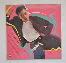 1986 Leslie Cheung Hong Kong Chinese/English LP vinyl record - Stand Up 張國榮