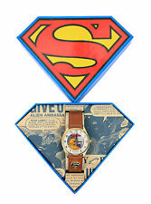 Waltham Superman Daily Planet Watch Unused *Read