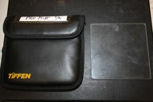 TIFFEN 4 x 4 Pro Mist Filter mit Schutztasche, gebraucht