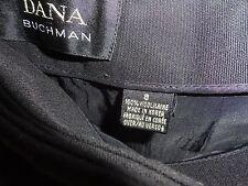 Dana Buchman Black skirt, size 8 in women