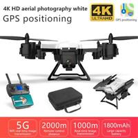 6 Axes GPS Drone With 4K HD Live Camera 5G Wifi FPV RC Quadcopter Follow Me