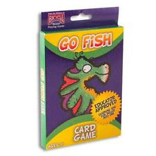 1 Deck Bicycle Go Fish Kids Playing Cards Game Children Big Box Oversize New