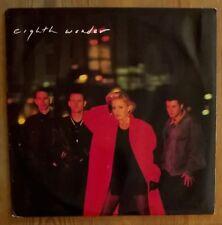 Eighth Wonder-Fearless VINILO LP ÁLBUM ponderación registros 33 Rpm 1988 P44390