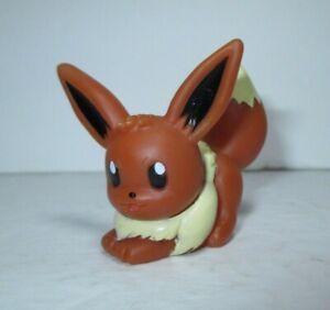 2004 Pokemon Finger Puppet Eevee Figure Gotta Catch Them All Nintendo Bandai