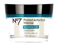 No7 Protect & Perfect Intense Advanced Day Cream - 50ml