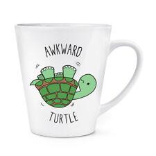 Awkward Turtle 12oz Latte Mug Cup - Funny Tortoise