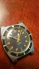 Vintage diver watch caravelle