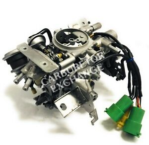 1985~1989 Suzuki Samurai Remanufactured Carburetor 1.3L