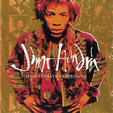 JIMI HENDRIX - The Ultimate Experience (CD 1993) USA Import EXC OOP Picture Disc