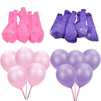 10 Pcs/lot Unicorn Latex Balloon Birthday Wedding Baby Shower Party Decoration
