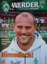 Programm 2003/04 SV Werder Bremen - Hansa Rostock