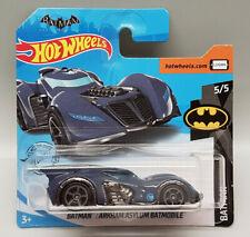 Hot Wheels - Batman - Arkham Asylum Batmobile - GHD69 - T-Hunt - NEU 2020 !