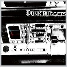 Various Not Good For Your Health Punk Nuggets 1972-1982 Vinyl LP New 2018