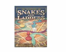 Snakes & Ladders GAME Board Game Traditional SNAKES & LADDERS