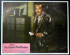 Trail of the Pink Panther  - 2 Original Lobby Cards 11x14 - 1982