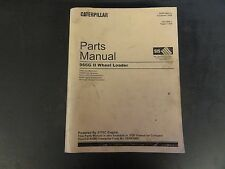 Caterpillar 966G II Wheel Loader Parts Manual  Volume I   SEBP3488-21