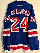 Reebok Premier NHL Jersey New York Rangers Callahan Blue sz 2X