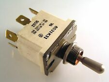 Cutler Hammer USA Toggle Switch 8531K31 Double Pole OnOffOn 9A 250V OM0293Z6
