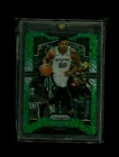 Rudy Gay 2019-20 Prizm GREEN SHIMMER REFRACTOR #22/25! 1/1? Jersey #! RARE Spurs