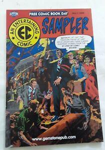 EC Sampler  [2008] Free Comic Book Day