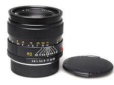 Leica Elmarit-R 90mm f2.8 e55