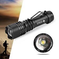 Mini 3000 Lumens 3 Modes  XPE LED 14500 Lampe de poche Lampe torche AT