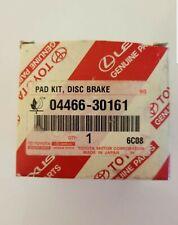 GS300/400/430 IS300 SC430 LEXUS FACTORY OEM 04466-30161 REAR DISC BRAKE PAD KIT