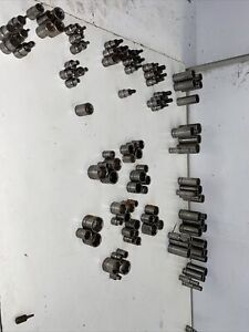 Blue Point 3/8 drive  general Sockets All Used Joblot 120 Sockets