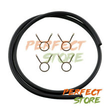 3feet Rubber Hose Line for Honda (9mm OD) (6mm ID) - Fuel Petrol Carb Kit(Fits: More than one vehicle)