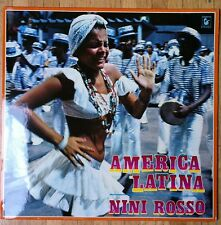 NINI ROSSO America Latina LP/GER