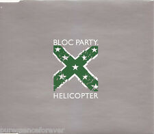 BLOC PARTY - Helicopter (UK 3 Track CD Single)
