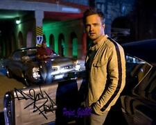 Aaron Paul Need For Speed SIGNED AUTOGRAPHED 10X8 REPRO PHOTO PRINT