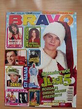 BRAVO 26/1997 JUST 5,Spice Girls,Backstreet Boys,Janet Jackson,Aqua,X Files,Nana