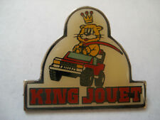 PINS RARE KING JOUET JEUX JOUETS NOEL OURS OURSON 4X4 VINTAGE PIN'S wxc i