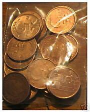 44 x 5  centimes  1950 à 2000  Nederland