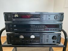 Carver Cm-1090 Amplifier with Cd and Tuner set