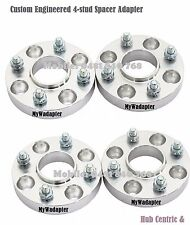 Wheel Spacer Adapters 25 mm 4x95.25 to 4x100 Hub Centric 4 PCS Triumph Lotus