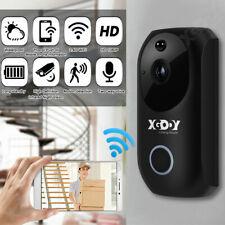 Smart WiFi Wireless Doorbell Video Intercom PIR Door Bell Home Security Camera