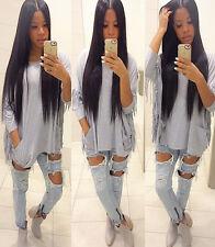 1 Bundles 50g Unprocessed Virgin Brazilian Human Straight Hair Weaves Extension