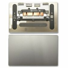 Touchpad e chassis grigio per laptop