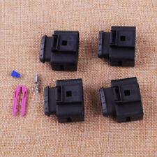 4pcs Ignition Coil Connector Repair Kit IC39 Plug For Audi A4 A6 VW Passat Jetta