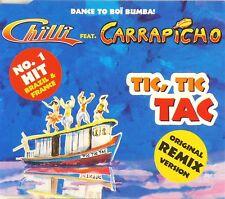 Maxi CD - Chilli - Tic, Tic Tac (Original Remix Version) - #A2295