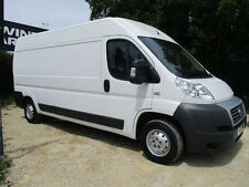 Fiat LWB Commercial Van-Delivery, Cargoes
