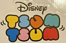 Disney Tsum Tsum Vinyl Series 1- 9 Medium Mystery Packs with Accessories