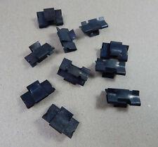 10x Door Belt Molding Retainer Outter Clip for Nissan D21 Pathfinder 720 Pickup