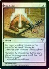 Condemn - Foil New MTG Dissension Magic