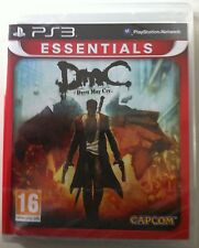 PS3 Spiel DmC - Devil May Cry 5 Essentials NEUWARE