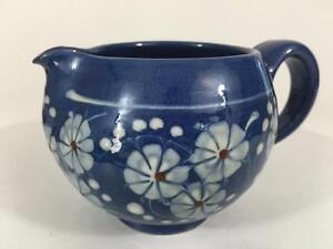Herman Kahler Keramik HAK Vtg Denmark Art Pottery Pitcher Creamer Art Nouveau