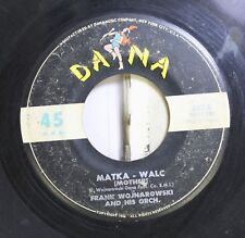 Polka 45 Frank Wojnarowski And His Orch. - Matka - Walc (Mother) / Mloda Zona -